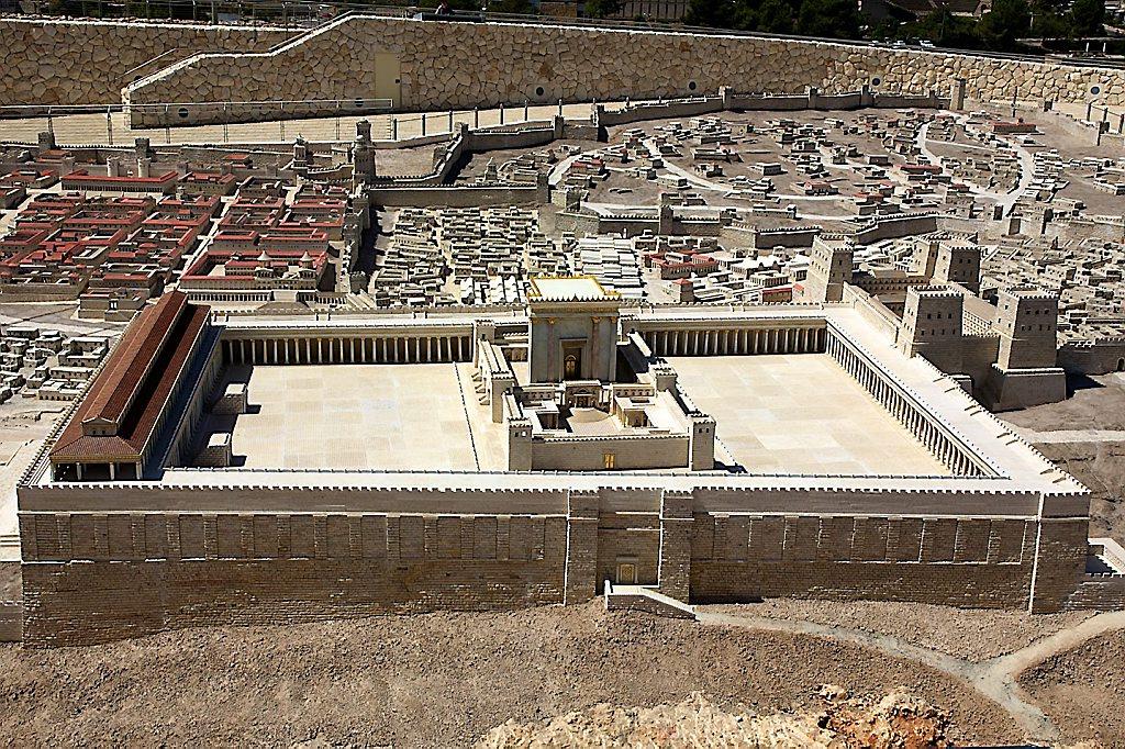 Jeruzalem Tempelberg