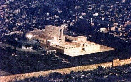 De moderne Derde Tempel