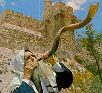 The End Time Shofar
