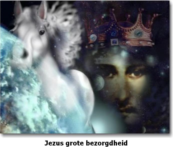 Jezus grote bezorgdheid