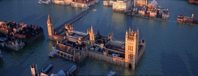 London plus 9 meter NAP