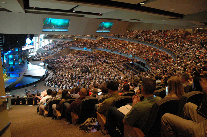 Willow Creek Megachurch USA